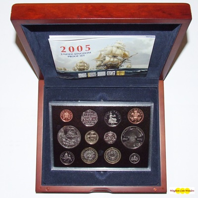 Royal Mint Executive Proof Sets